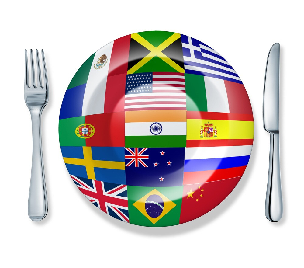 ICF (International Christian Fellowship) Dinner
