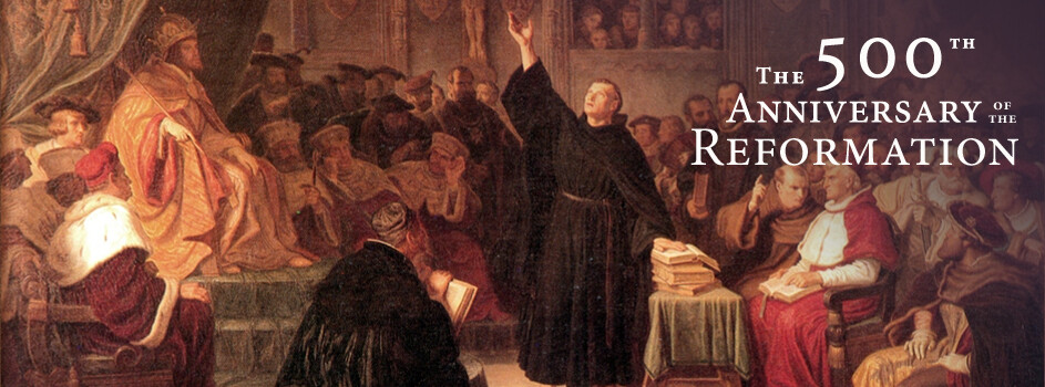 500th Anniversary of Reformation Day