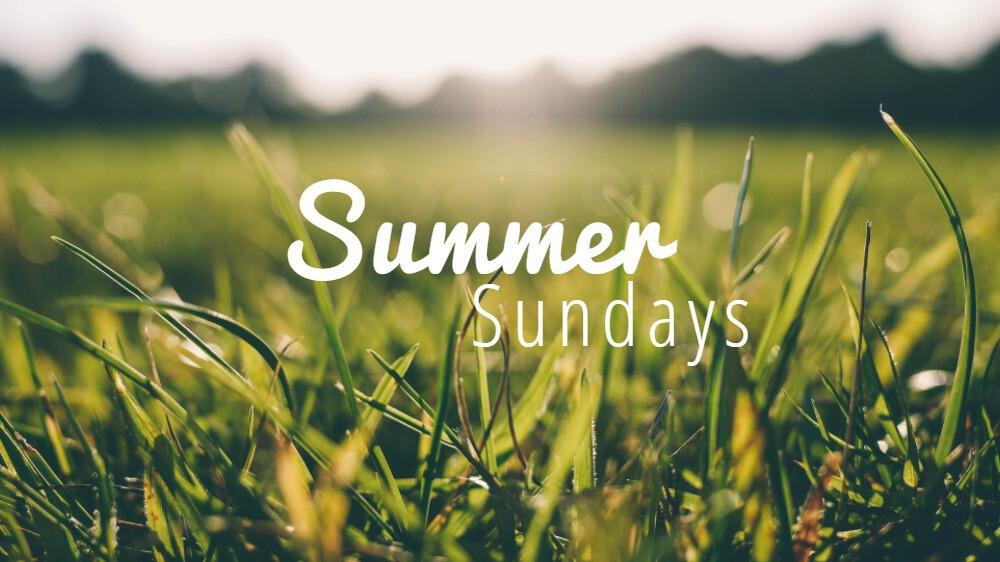 Summer Sunday Fellowship