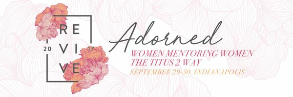 Revive 17 Women's Conference Live Steam