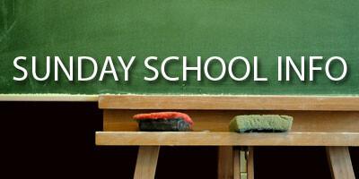 Mandatory Sunday school teacher orientation
