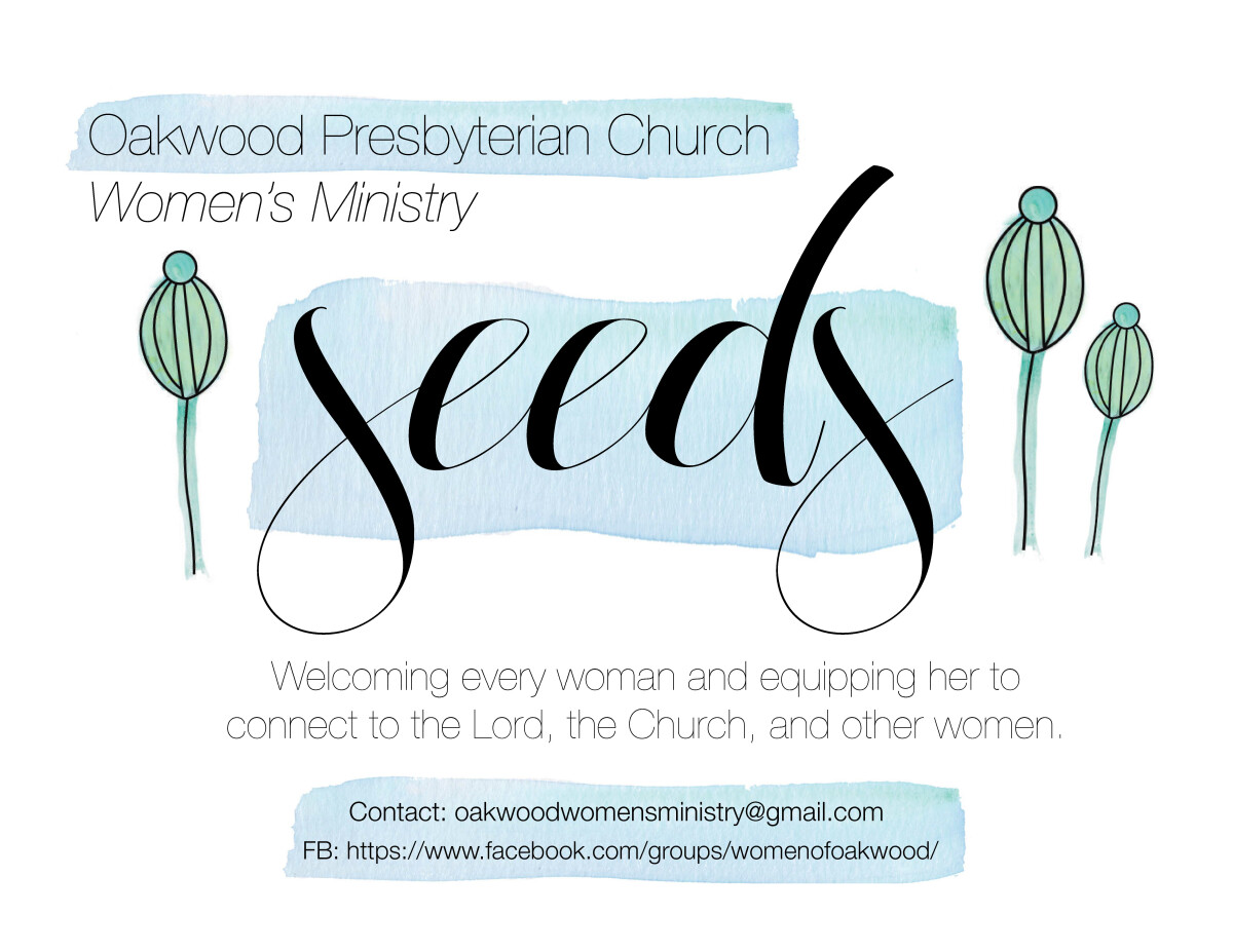 Women's Ministry Team Meeting