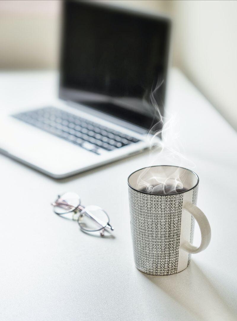 Men's virtual coffee hour